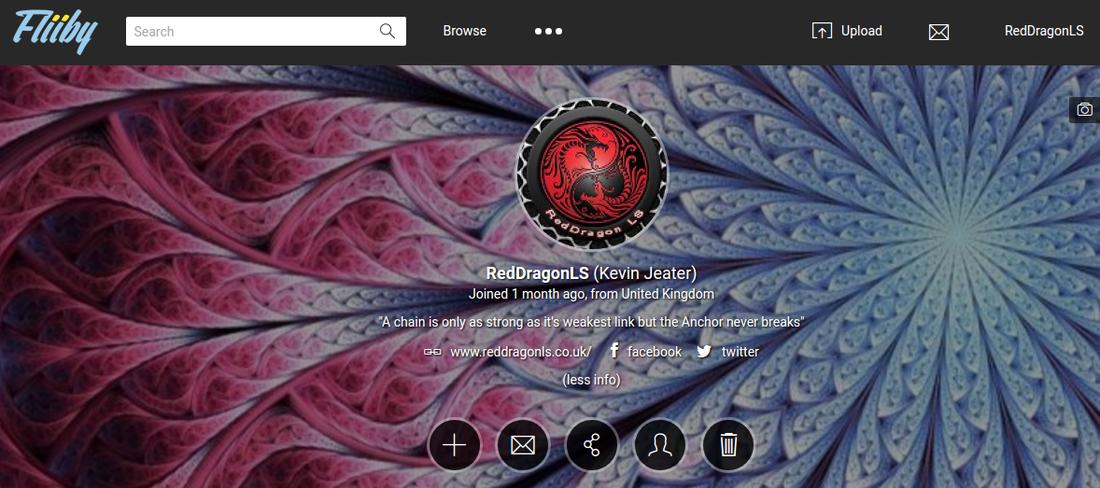 #fliiby #rdls #website #blog Flibby - RedDragonLS Link