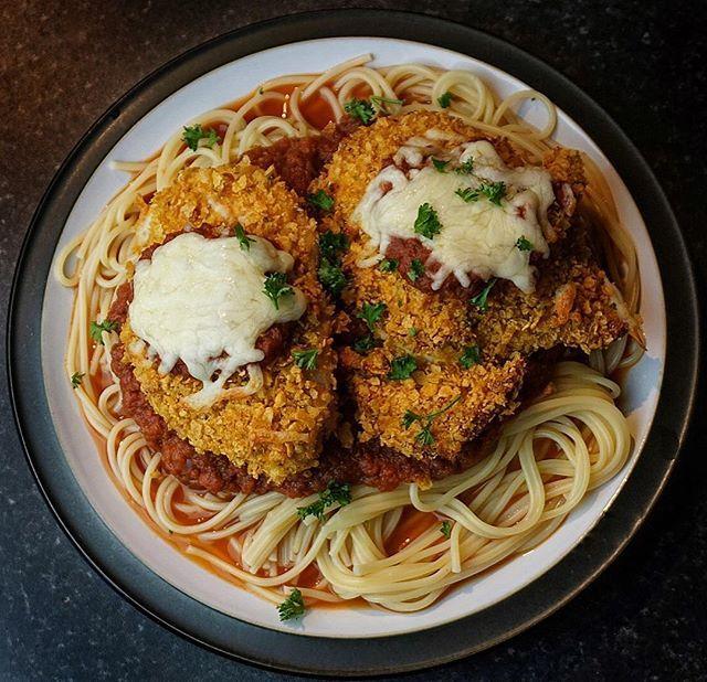 recipe: chicken parmigiana calories [30]