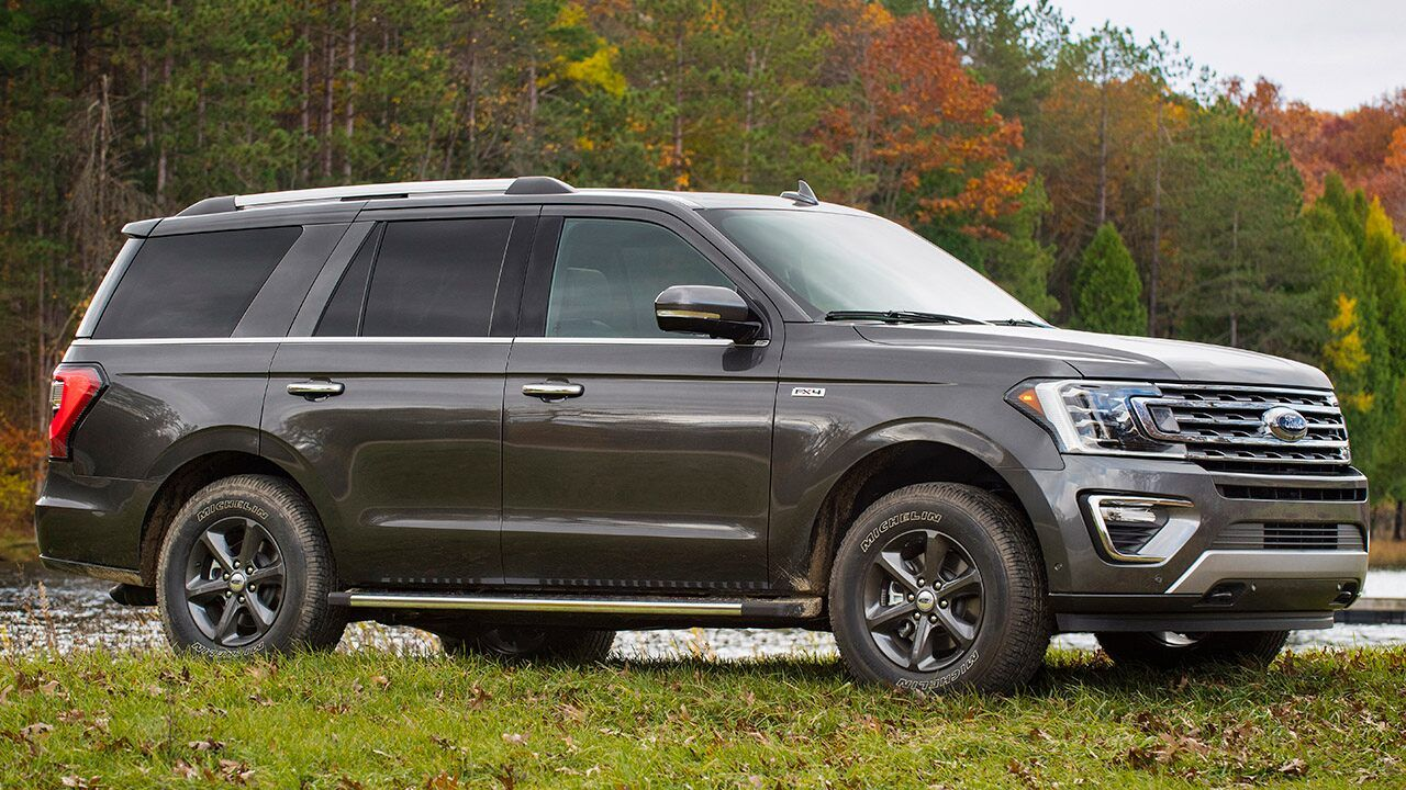 2020 Ford Expedition Limited Fx4 Is An Upscale Off Roader In 2020