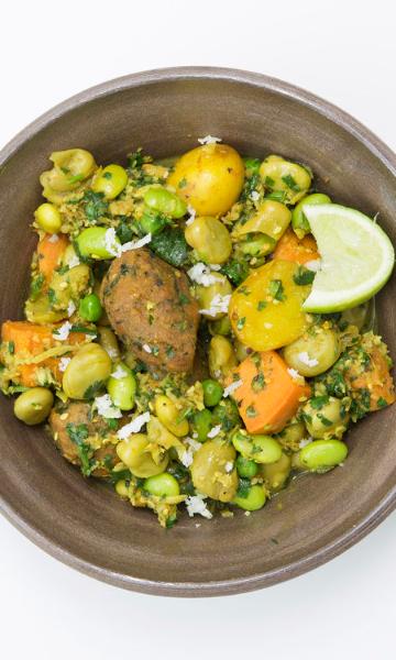 Gujarati Spring Vegetables Recipe Saveur recipes