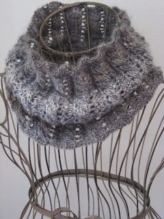 Free Pattern: Rib & Cable Cowl - Balls to the Walls Knits
