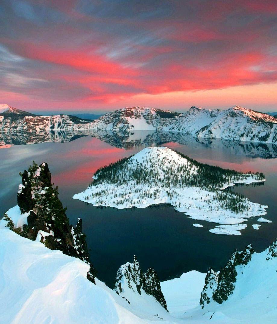The Ultimate Overview to Crater Lake National Park #craterlakenationalpark