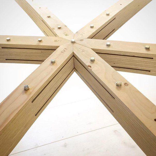 Wood Geodesic Dome Plans: 8uLB6z6qoms.jpg (604×604)