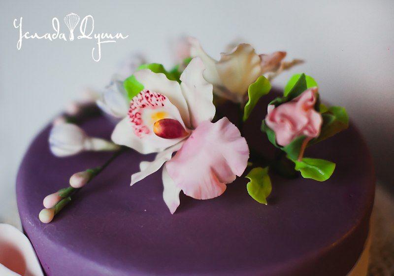 Свадебные торты | 82 фотографии