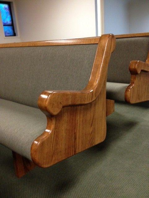 Pew Ends Born Again Pews Church Furniture Church Interior Design Church Furniture Design