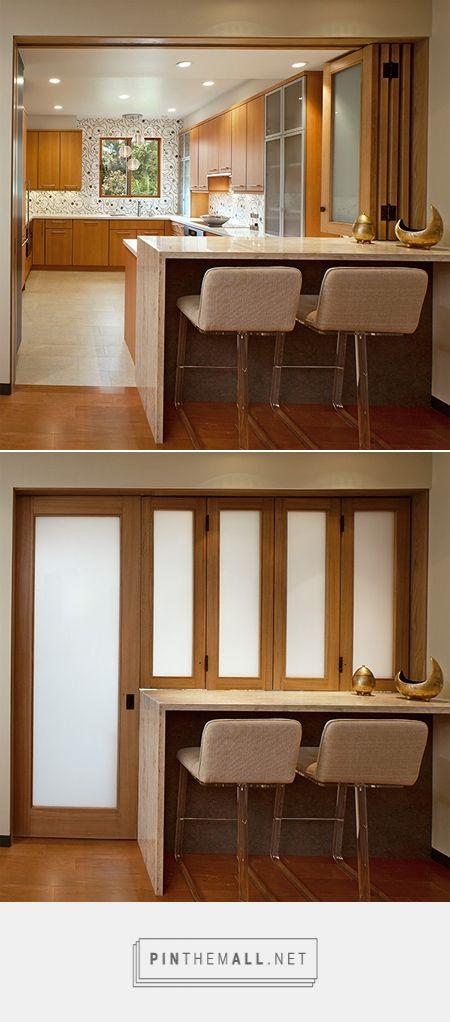 Interior Design Open Kitchen: Closing Off An Open-plan Kitchen Or