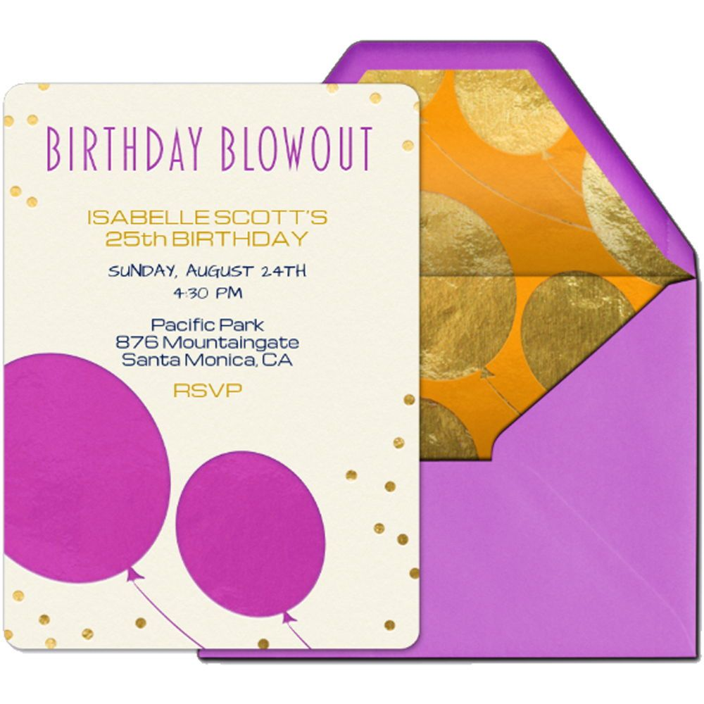 Have A Birthday Blowout With This Premium Ad Free And Paperless