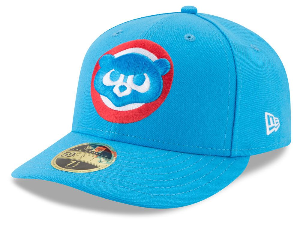 big sale 7fab7 08bd7 low price chicago cubs 2017 mlb players weekend low profile 59fifty cap  4487c 397a9
