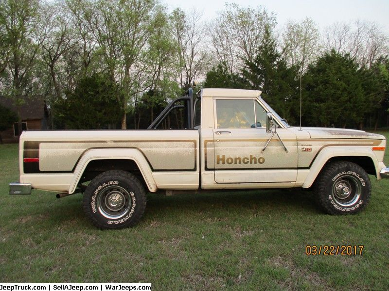 Used Jeeps And Jeep Parts For Sale 1976 J10 Honcho Levi Package
