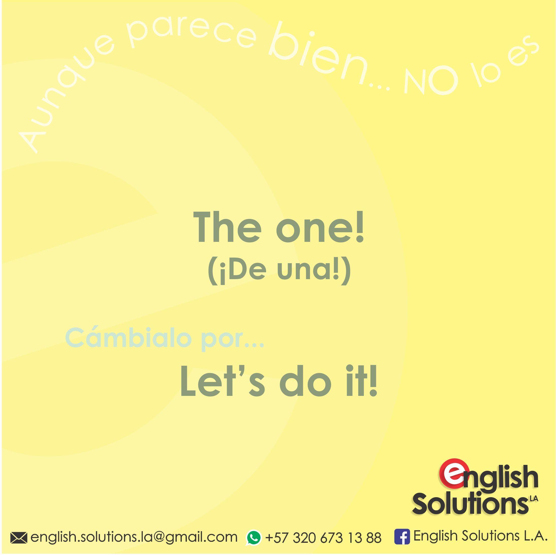 Pin De English Solutions Latin America En Aunque Parece