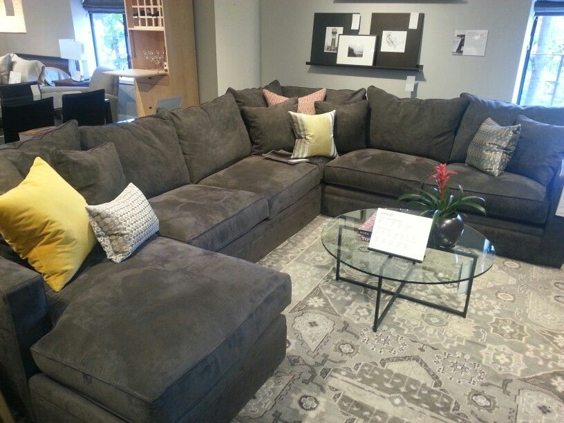 Room and board Orson sofa in charcoal : room and board orson sectional - Sectionals, Sofas & Couches