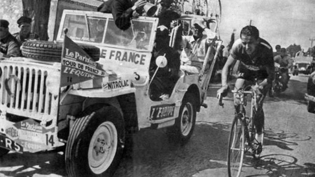 Tour De France 1951 L Exploit D Hugo Koblet Son Fondement Par