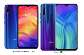 Tspn1 Huawei Honor 20i Vs Xiaomi Redmi Note 7 Pro Specs Comparison Note 7 Video Monitor Baby Huawei