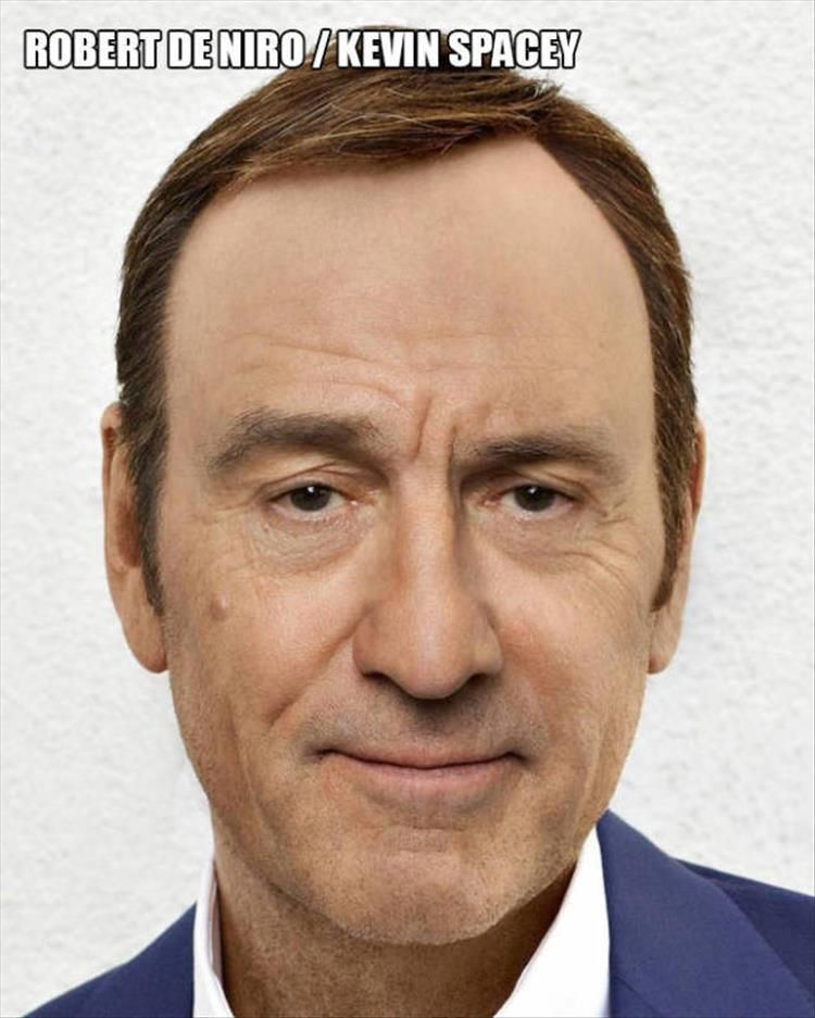 Celebrity Faces Merged Together Are Hilarious 14 Pics Photoshop Rostros Retratos De Celebridades