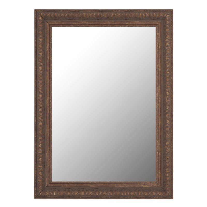 Ishtar Copper Gold Wall Mirror - 68130