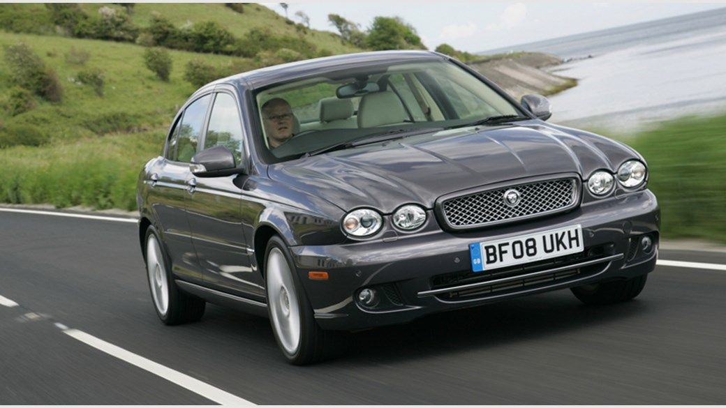 Jaguar X Type Although A Small Jaguar Was Under Development Ford