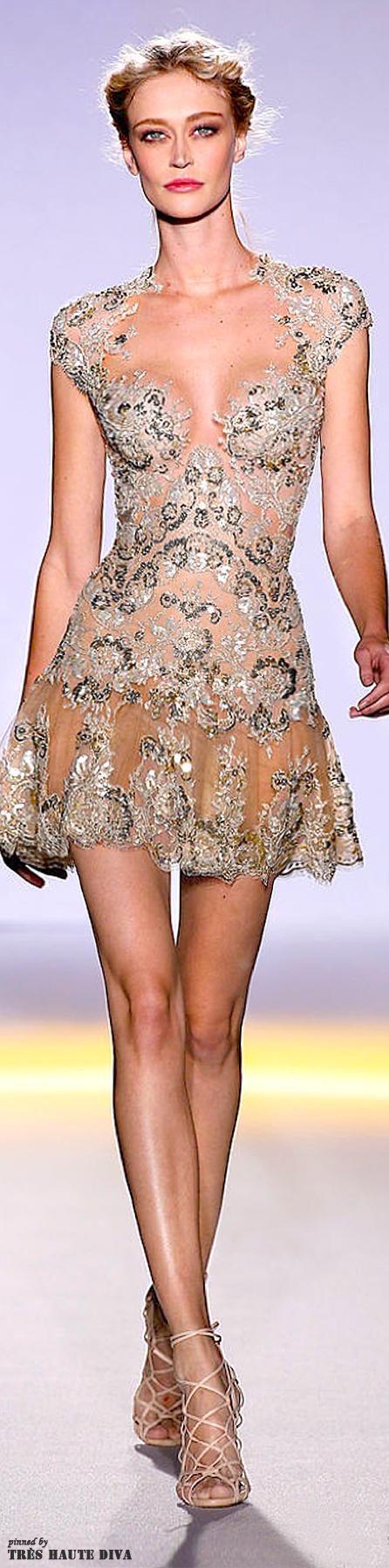 Gala weekend:  Zuhair Murad S/S 2013 Couture