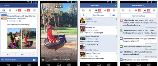 Facebook Lite App For Android - Apk Download | Download FB