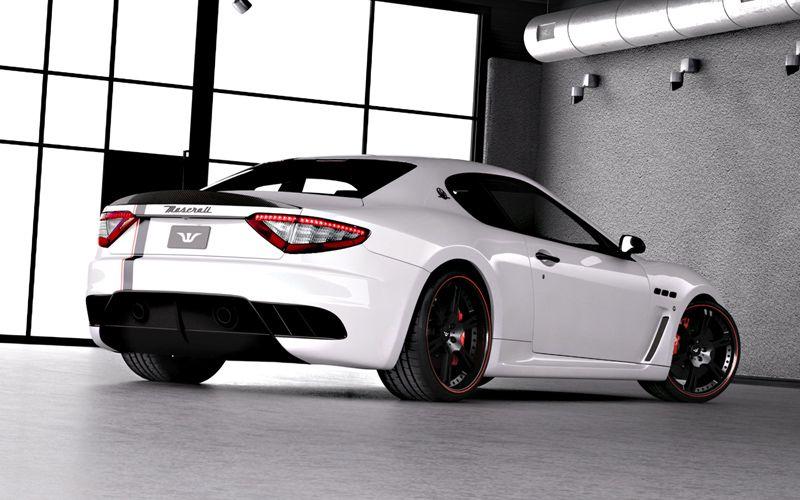 Maserati Stradale 3