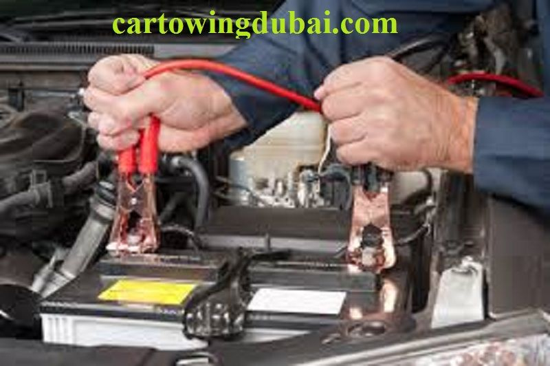 Pin by MESARCAR ASSISTANCE on battery boosting Towing