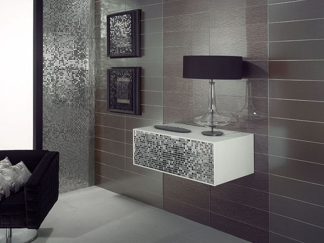 Inspiration of Modern Bathroom Tiles with Bathroom Small ...