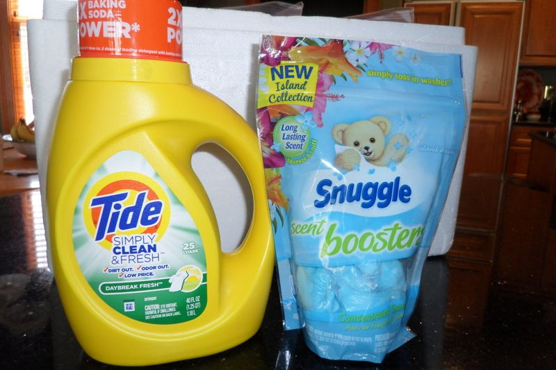Tide Laundry Soap Detergent He Also And Snuggle Scent Boosters