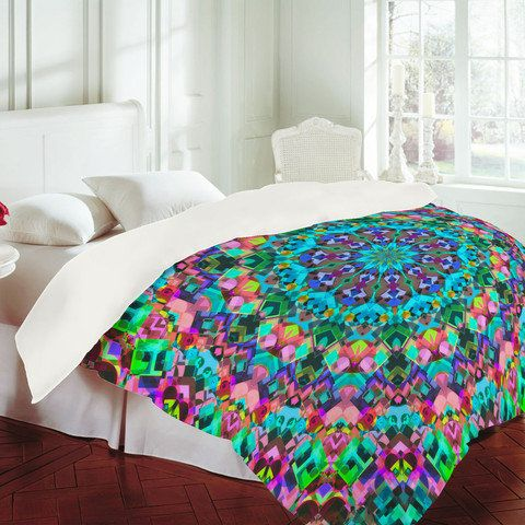 DENY Designs Home Accessories | Lisa Argyropoulos-Inspire Oceana Duvet Cover