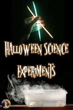 BLOG POST: Halloween science experiment ideas from Science Lessons That Rock