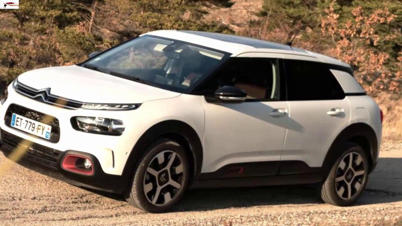new citroen c4 cactus suv 2018 review auto express pinterest. Black Bedroom Furniture Sets. Home Design Ideas
