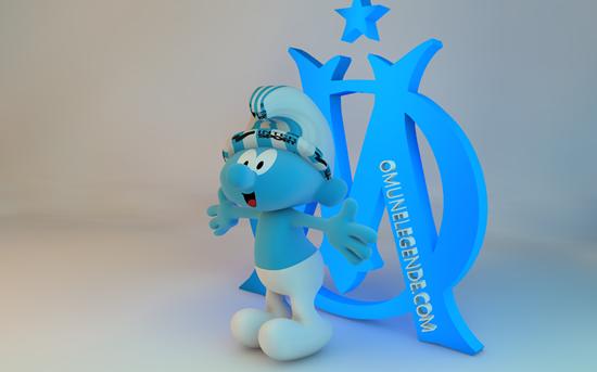 Logo Om 3d Http Www Omunelegende Com Fonds D Ecran Om Ws Fond Ecran Olympique De Marseille Logo Om