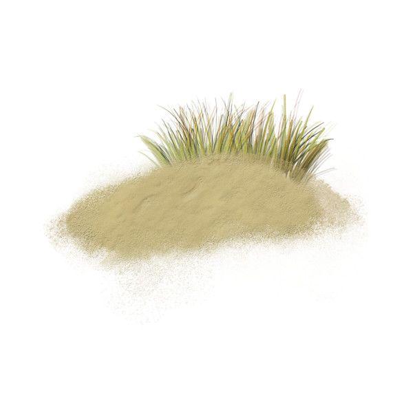 Emeto Beach Fun Sand W Grass Png Found On Polyvore Beach Fun Polyvore Sand