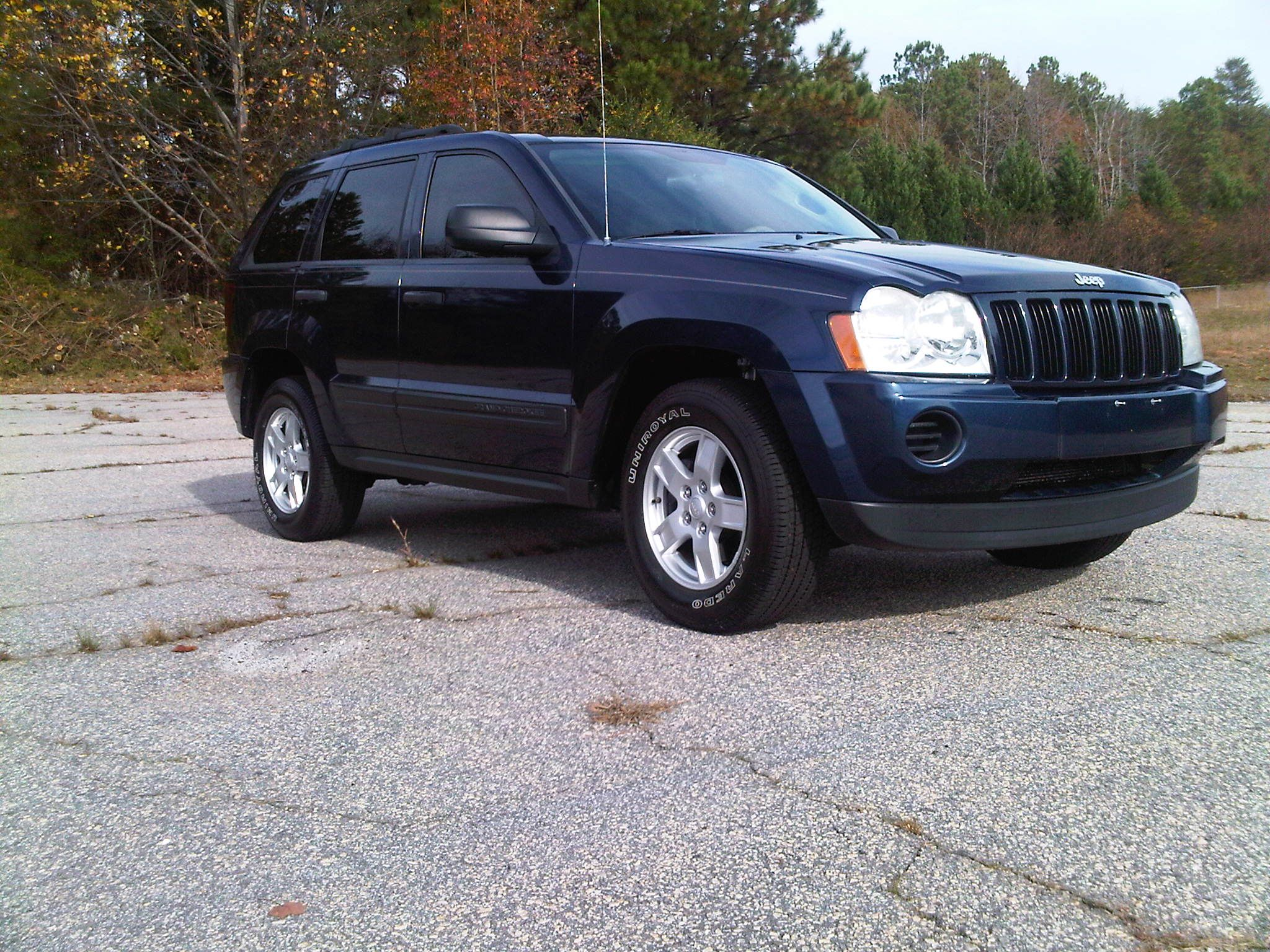 Used Car For Sale By Owner 2005 Jeep Grand Cherokee Laredo Suv
