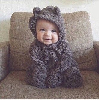 Pajamas Onesie Baby Baby Clothing Baby Boy Animal Clothing Fuzzy