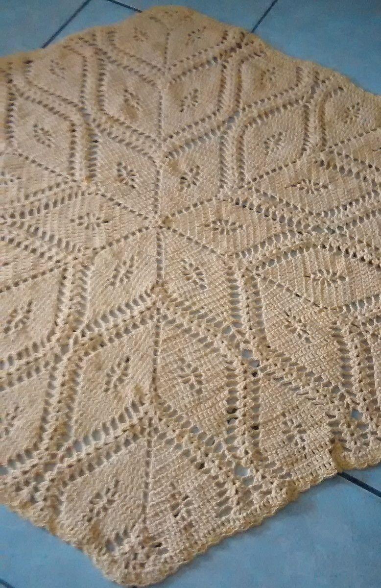 Tapete Para Sala Crochet And Patterns -> Tapete Para Sala Croche