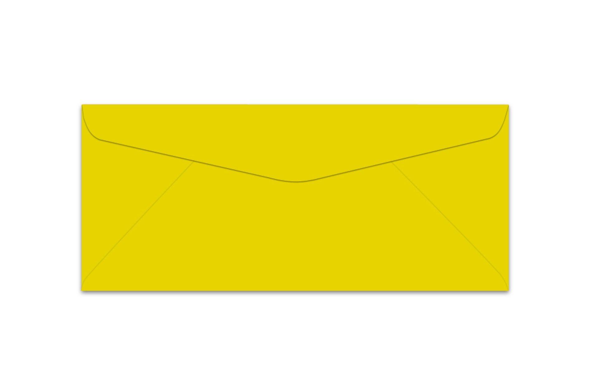Astrobrights 9 commercial envelopes 3875x8875