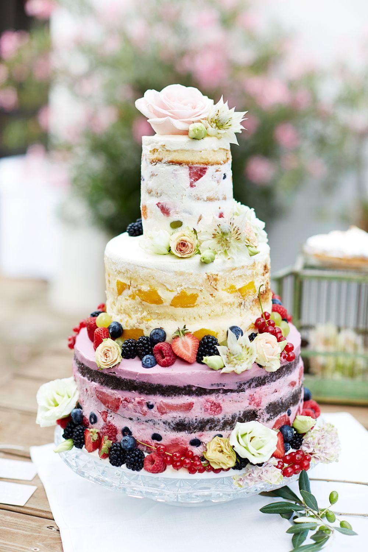 Eine Boho Hochzeit im Grünen mit Family Style Dinner #weddingfall
