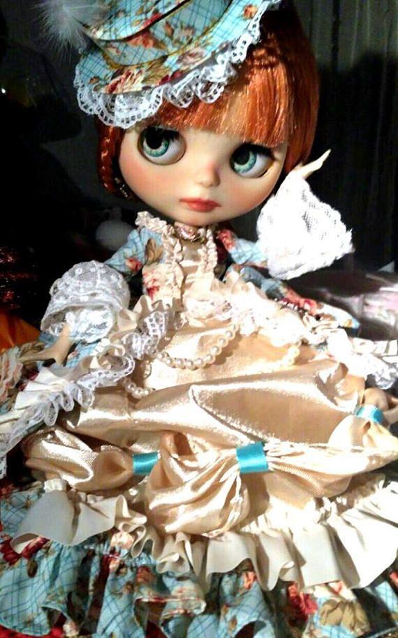 Blythe doll custom por Aullando a la LuNa