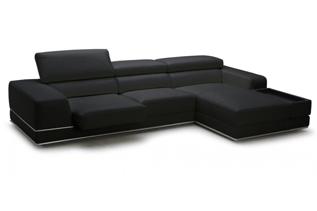Enjoyable Bergamo Sectional Modani Furniture Modern Sofa Modern Uwap Interior Chair Design Uwaporg