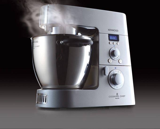 Robot Cooking Chef - KENWOOD <3 <3 | Kenwood | Pinterest | Cooking ...