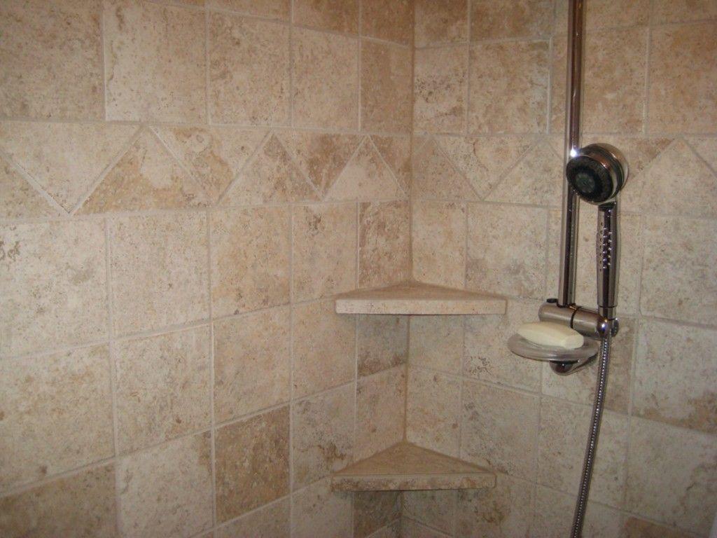 Cool Corner Shower Shelf Tile Kitchen Exterior Contractors Systems