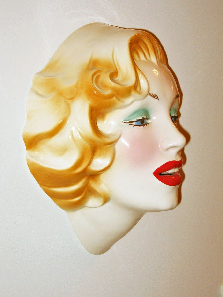 Image detail for -Pop Art Marilyn Monroe Wall Plaque / Mask by by ...