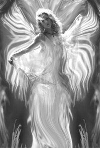 Angelic.
