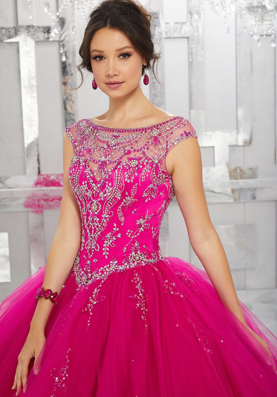 3d0448d7d08 Mori Lee Vizcaya Quinceanera Dress Style 89150