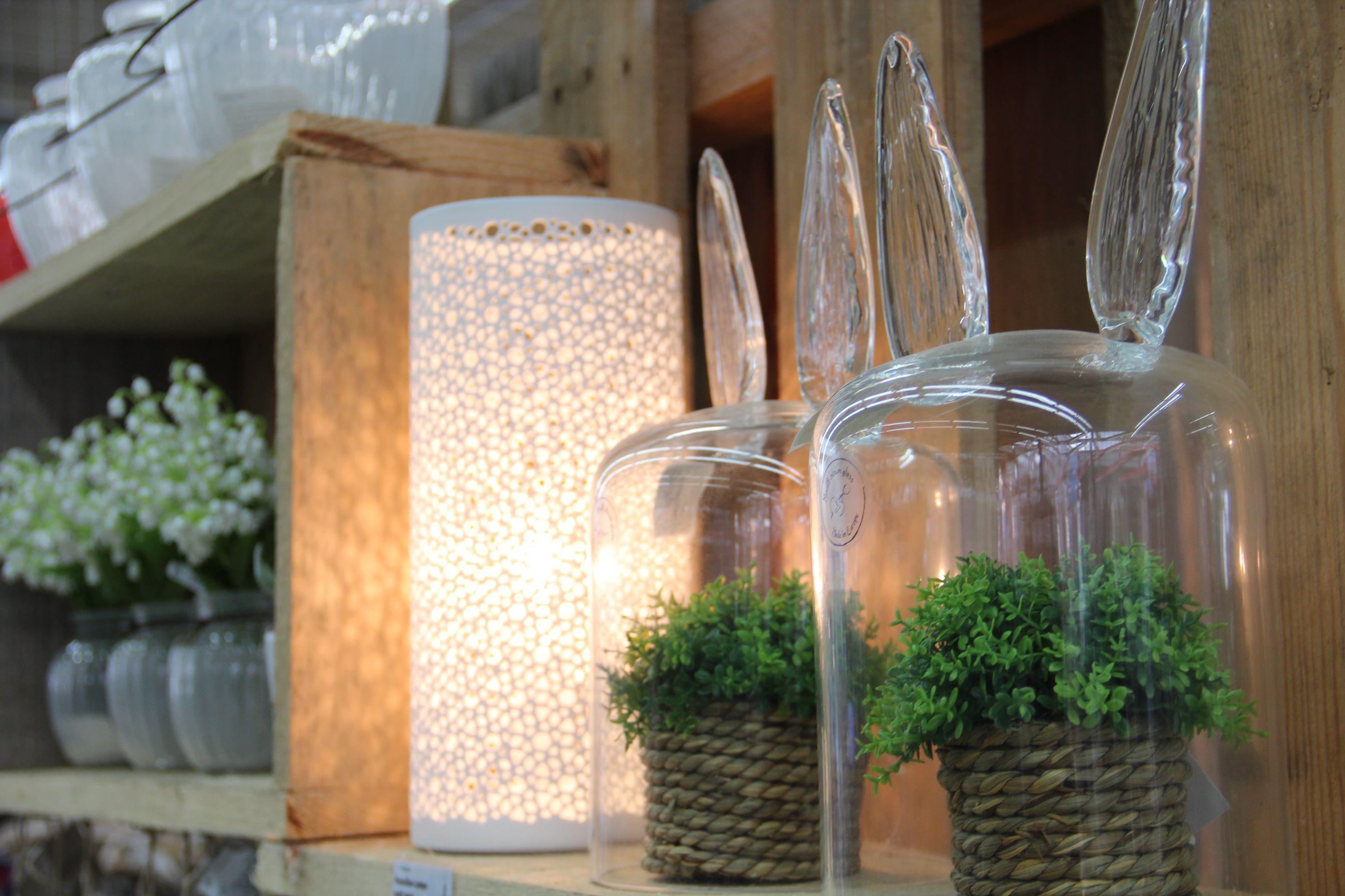 Stimmungsvolle Dekoleuchte Aus Porzellan Mit Toller Musterung Licht In Der Dunkelheit Porzellan Tischleuchte