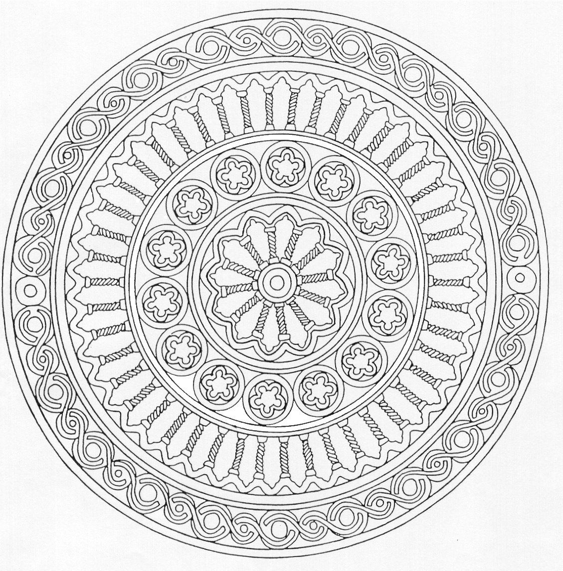 Picsofmandalas coloring onlinecoloring gamescoloring pages