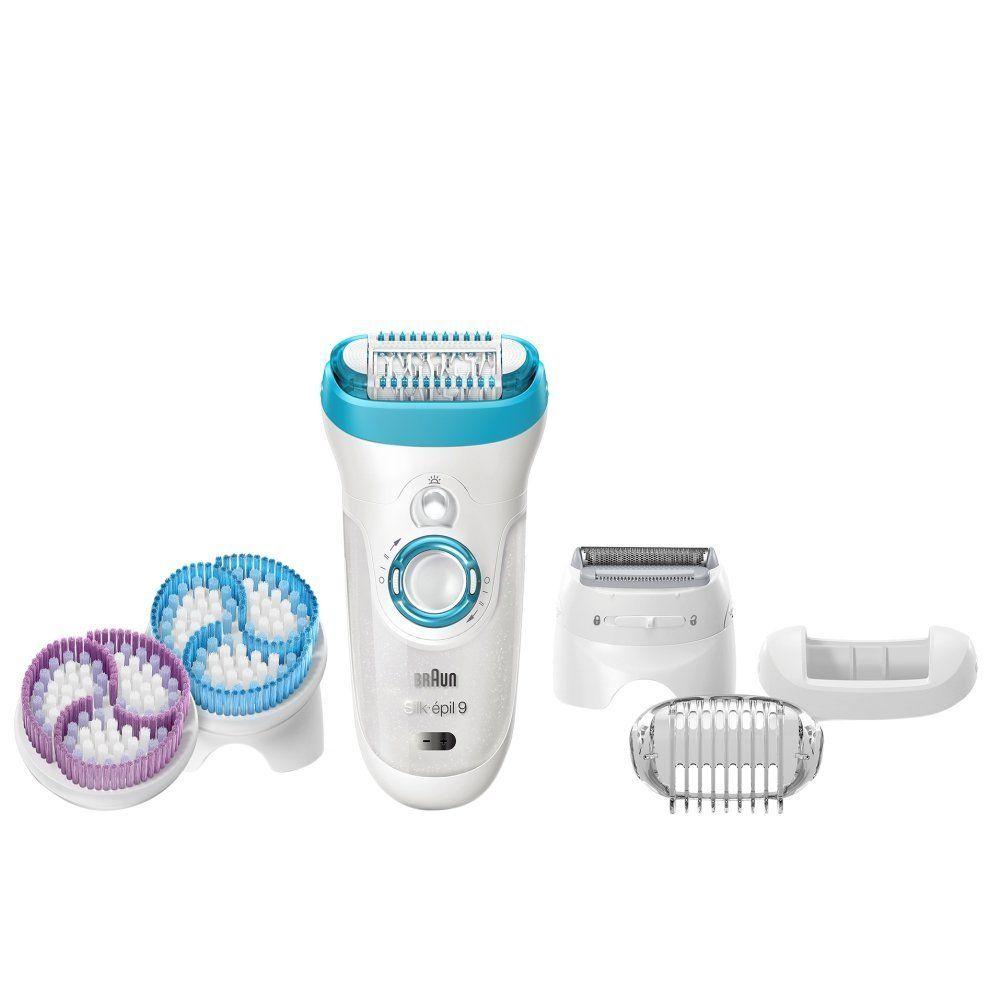 Braun Silk Epil 9 961e Skin Spa Wet And Dry Cordless Epilator Epilator Braun Silk Epil 9 Beauty Care