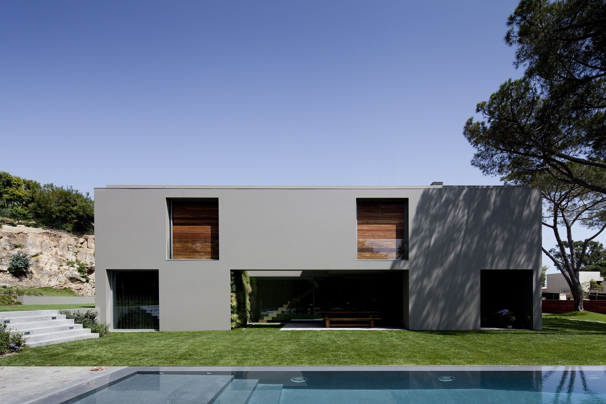 Gallery of house in quinta patino frederico valsassina arquitectos 6
