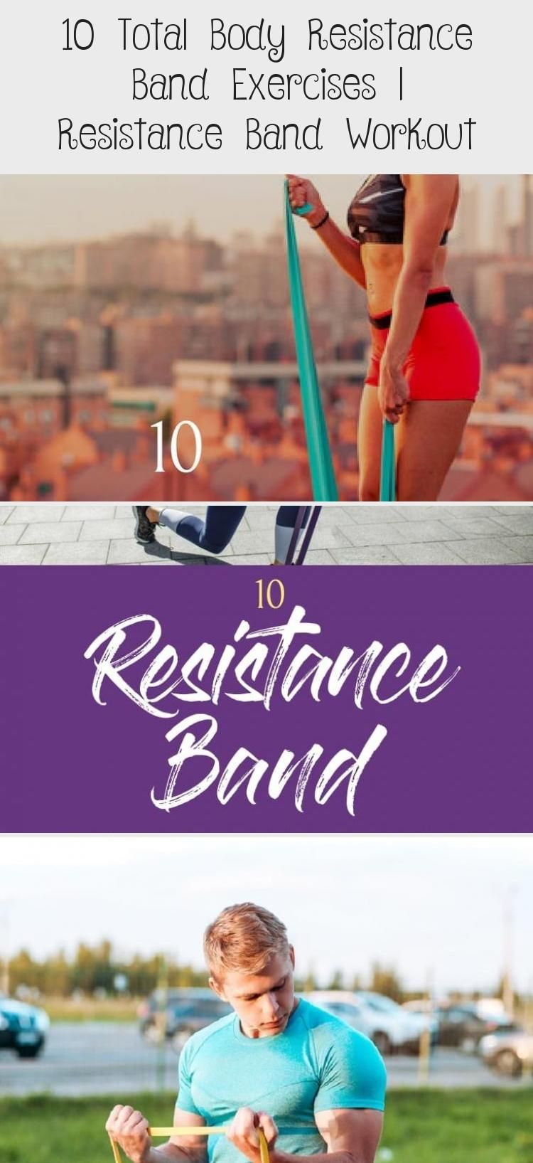 The best total body resistance band exercises will give you the toned body youve always wanted and c...