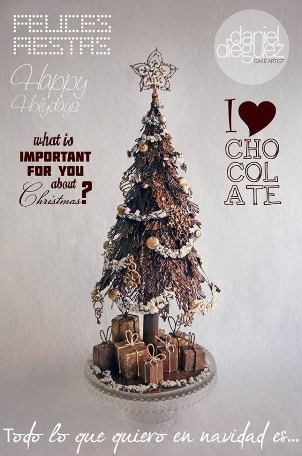 All I Want For Christmas Is Chocolate Chocolate Christmas Chocolate Art