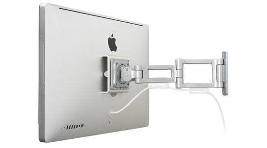 Apple Thunderbolt Display LED Cinema VESA Mount STAND Adapter Kit for iMac